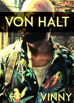 RVH Book Cover - Vinny