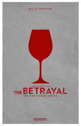 Minimalist Movie Poster - Betrayal