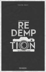 Minimalist Movie Poster - Redemption by chorvath8