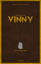 Minimalist Movie Poster - Vinny by chorvath8