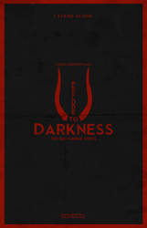 Minimalist Movie Poster - Prelude to Darkness