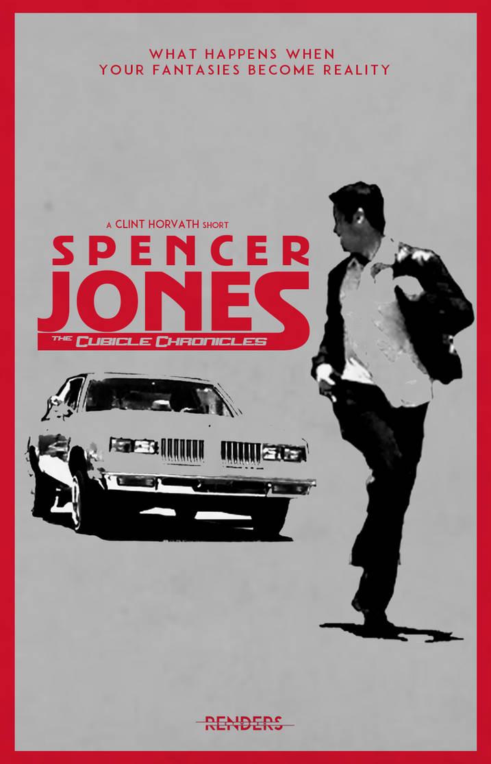 Minimalist Movie Poster - Spencer Jones by chorvath8