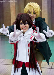 Pandora Hearts - Victory! by Nami-Flowers