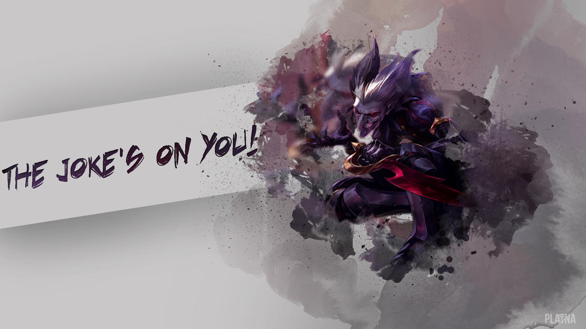 Wildcard shaco wallpaper by platna on deviantart wildcard shaco wallpaper by platna voltagebd Gallery