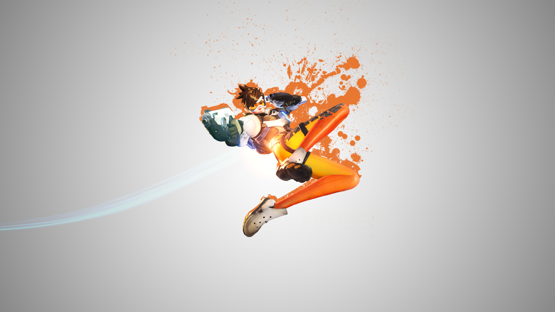 overwatch agent tracer wallpapers - photo #16