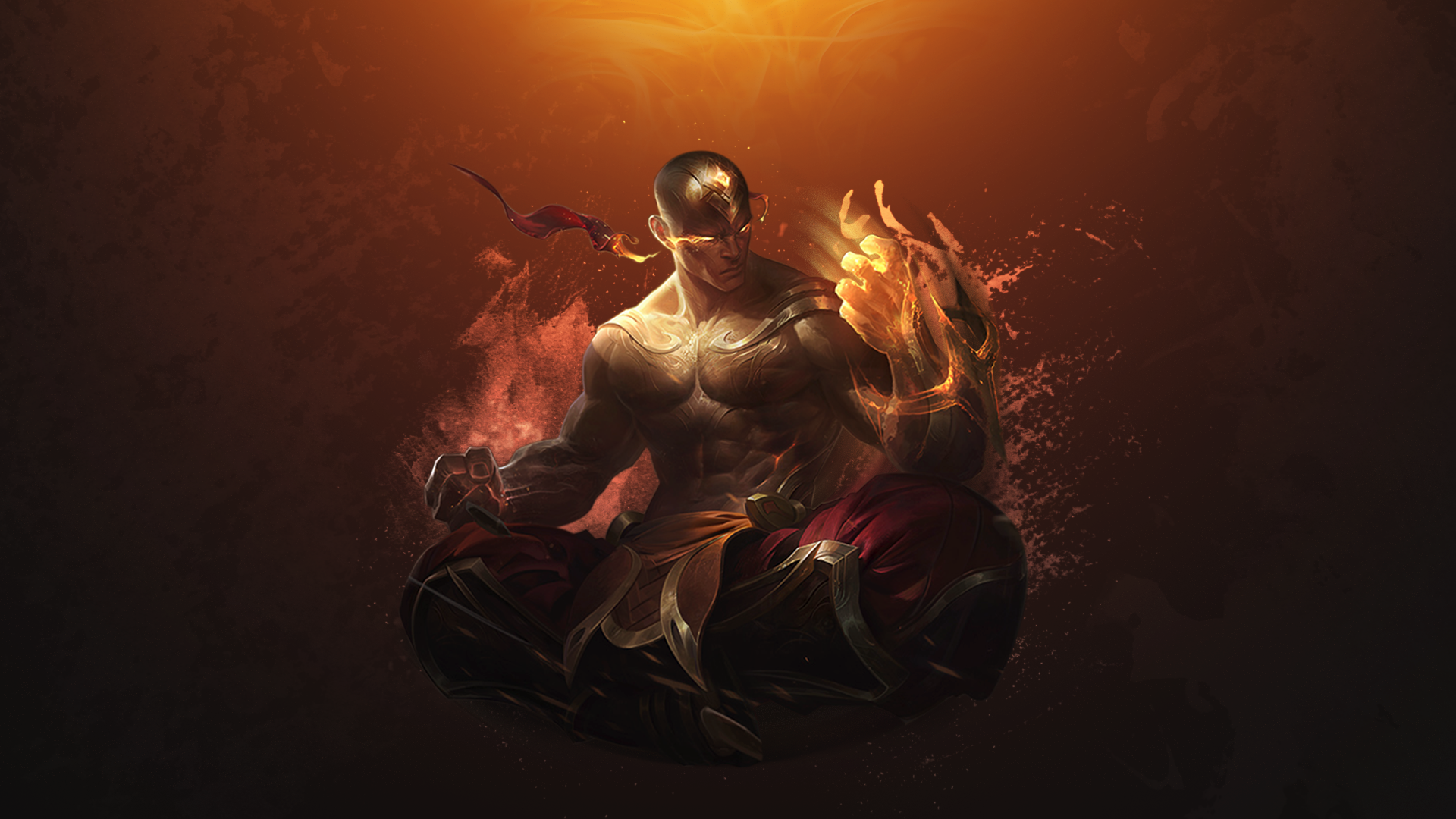 lee sin wallpaper - photo #9