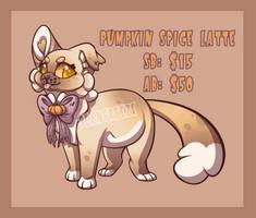 Autumn Cat Adoptable | Auction | OPEN!!!