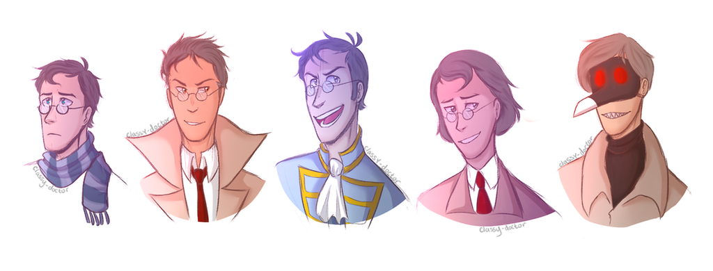 Lineup by classydove