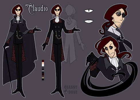 Claudio Reference 2019