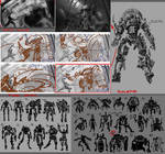 Guild of golems: WIP 002 by Luka87