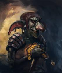 Goblin by Luka87