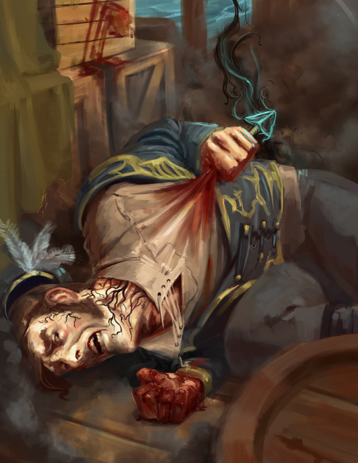Assassination by Luka87