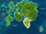 Map of Tarkaria