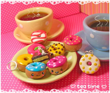 Tea Time by tedsie