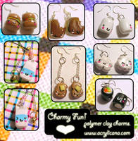 Charmy Fun by tedsie
