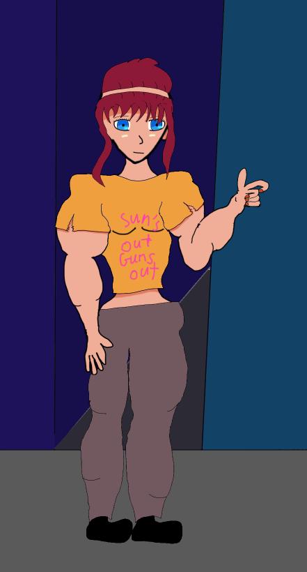 Stronk Tammy by ZeroKelvinKeyboard