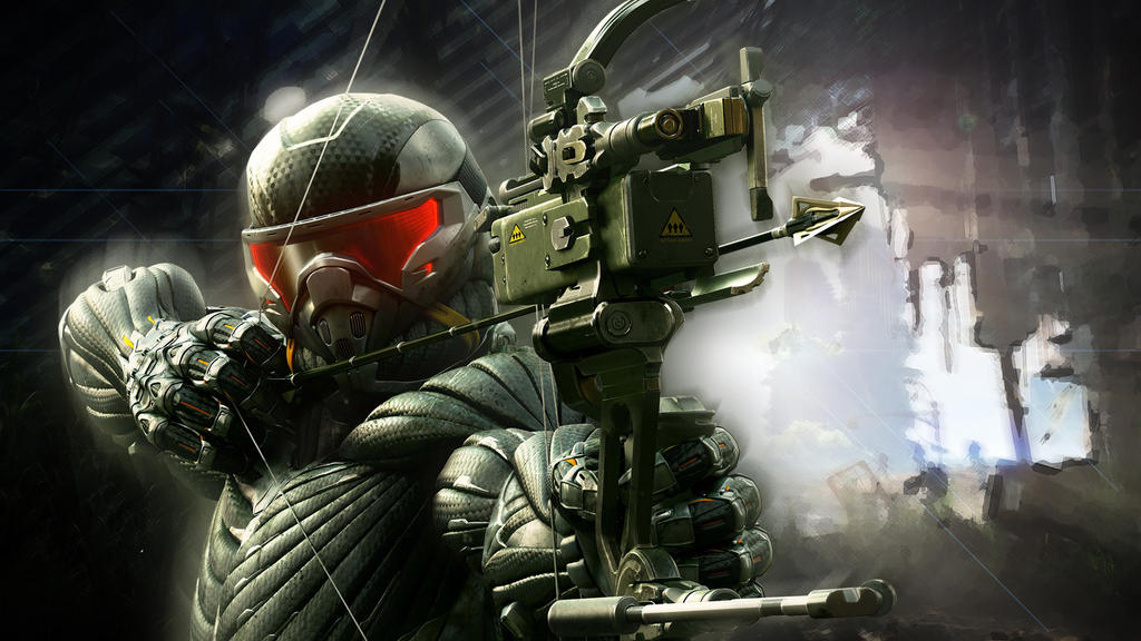 gallery for crysis 3 hd wallpaper