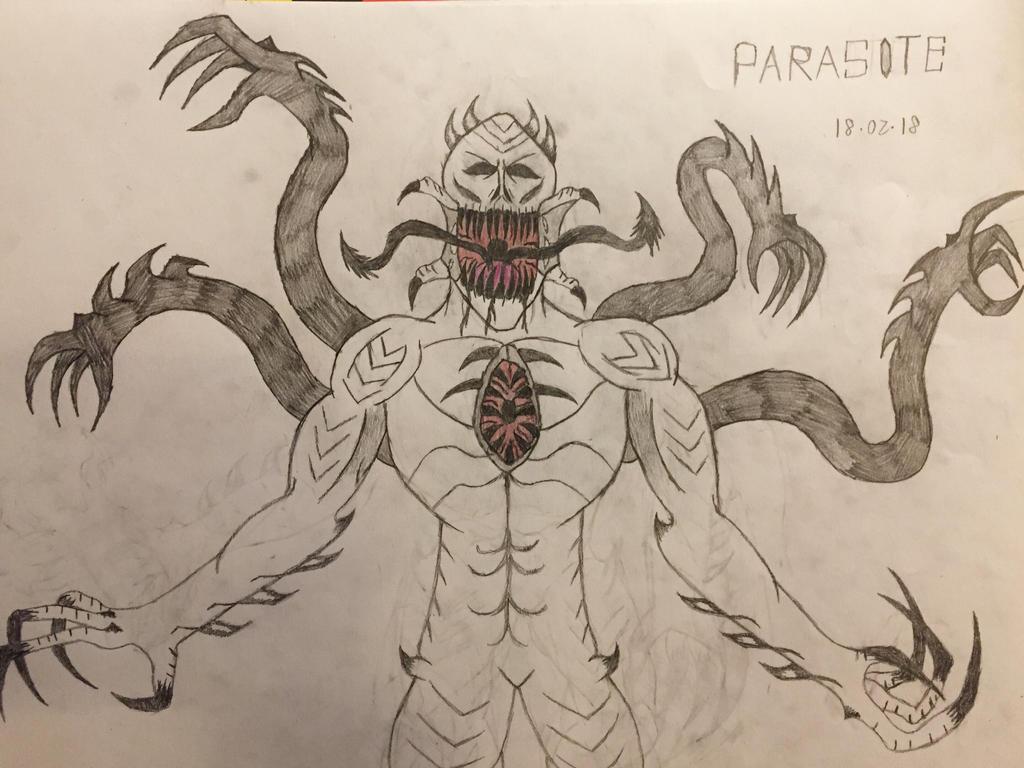 Parasite by AGuynamedJdogg
