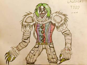 Laughing Todd (Final Design) by AGuynamedJdogg