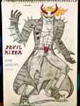 Devil Rider (Finalised Design)