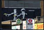 Banksy: Pulp Fiction