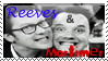 Vic and Bob Stamp by Lyeekha