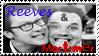 Vic and Bob Stamp by Lyeekha