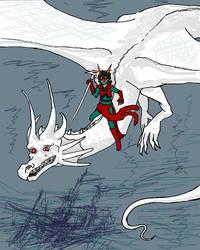 Neophyte Incoming by Lyeekha