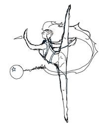 Wreckingball Ballet by Lyeekha
