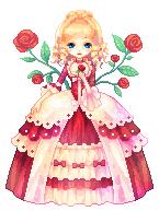 Rose by clytzemi