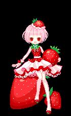 strawberry by clytzemi