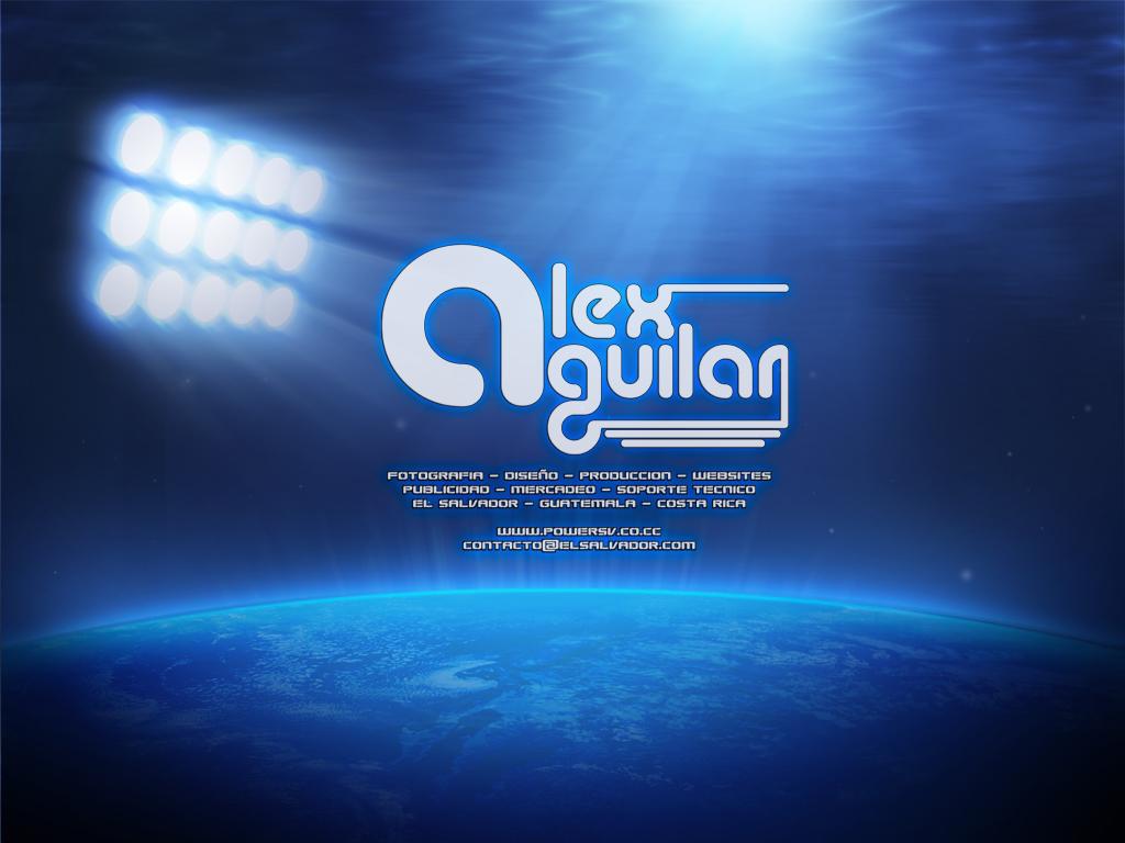 Alex Aguilar Logo Wallpaper By Dxcreatives On Deviantart
