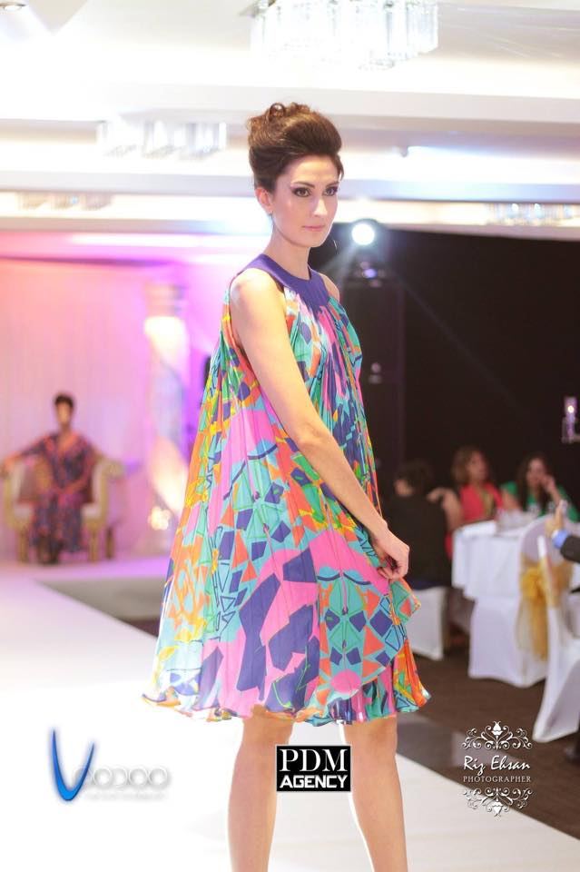 Bollywood Fashionista Diamonds on the Runway by Make-upArtist