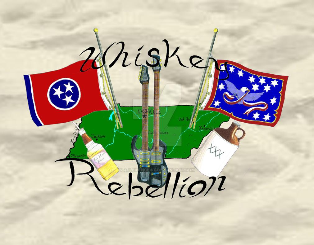 Whiskey Rebellion by AJLeibengeist