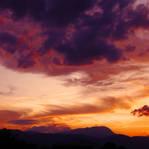Countryside Sunset XIV