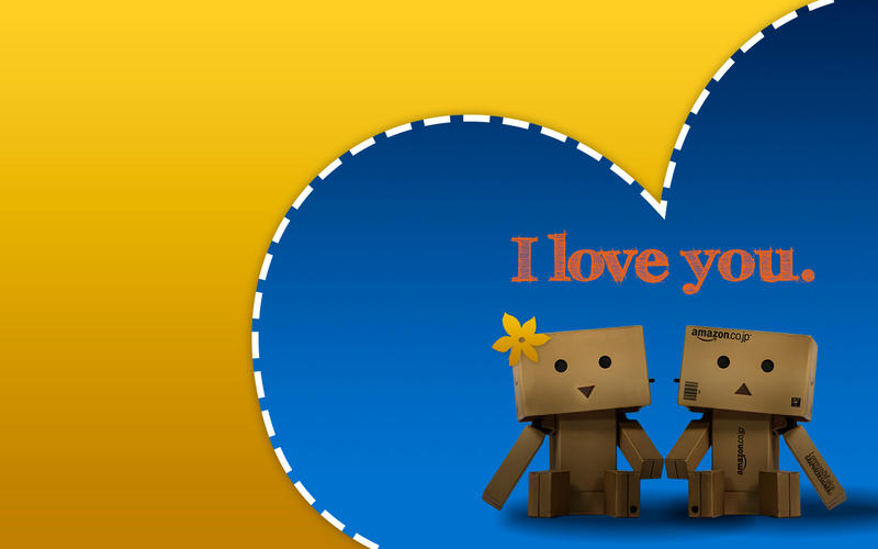 Danbo Wallpaper by LorenzoDiFolco on DeviantArt