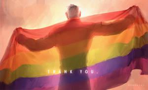 Pride Flag Shiro by mondaijo