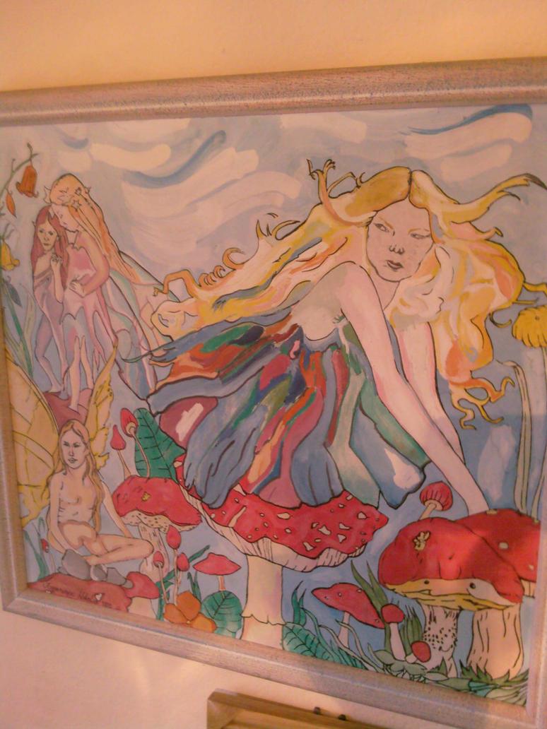 Fairies by nikolabjovanovic