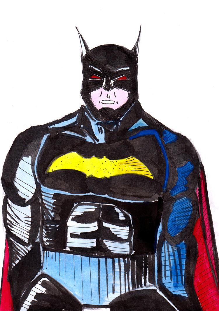 Batman by nikolabjovanovic