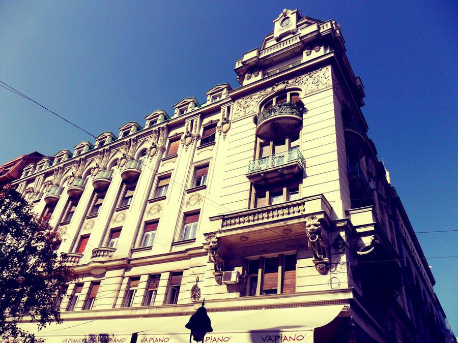 Belgrade by nikolabjovanovic