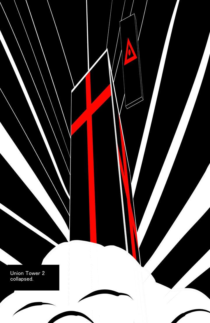 Cyberpunk Comic 'Angels' by nikolabjovanovic