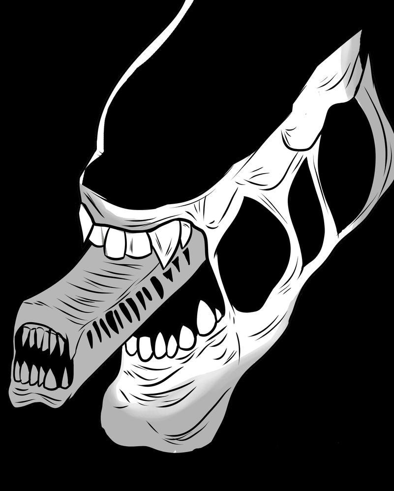 Alien by nikolabjovanovic