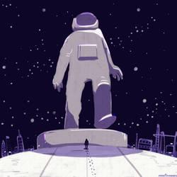 Requiem to the moon