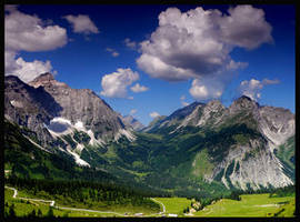 The Alps PARADISE 6 by mutrus by Nature-Club