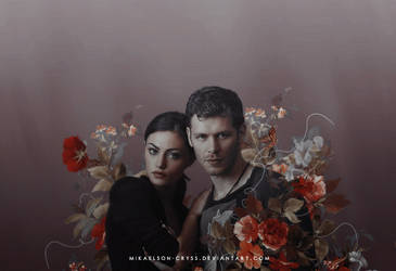 Phoebe Tonkin and Joseph Morgan EDIT by mikaelson-cryss