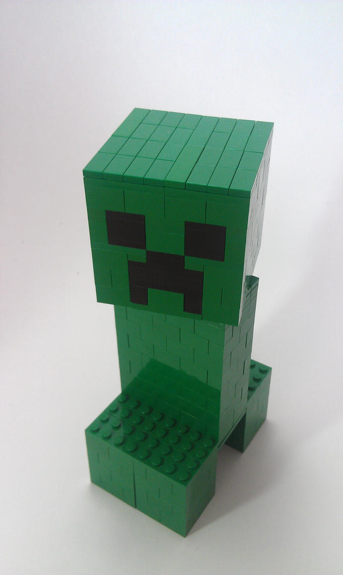 Lego Minecraft Creeper Images & Pictures - Becuo