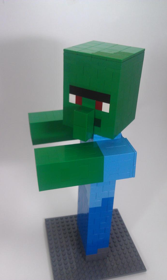 Minecraft Zombie Villager Skin