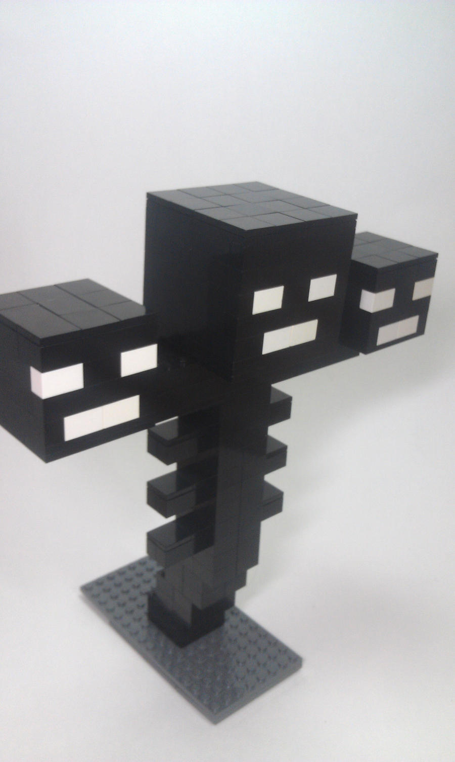 Minecraft Wither Lego By Chuchithathechuchu On Deviantart