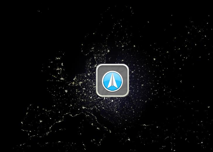 iOS Maps by randyx30