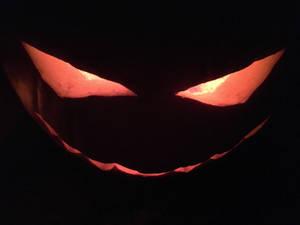 RETURN of The Malevolent Pumpkin from Hell